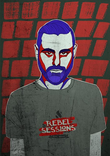 Stookhoksessies posters - DJ Deevits