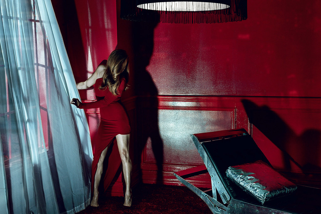 Эми Адамс — Фотосессия для «GQ» UK 2016 – 5