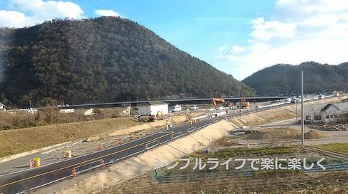 青春18兵庫、姫路→赤穂途中風景