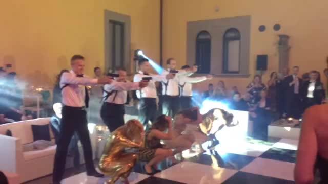 Golden Eye - James Bond Dance