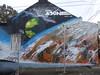 Yoke Asone 4076 AD graffiti, Newtown, Sydney