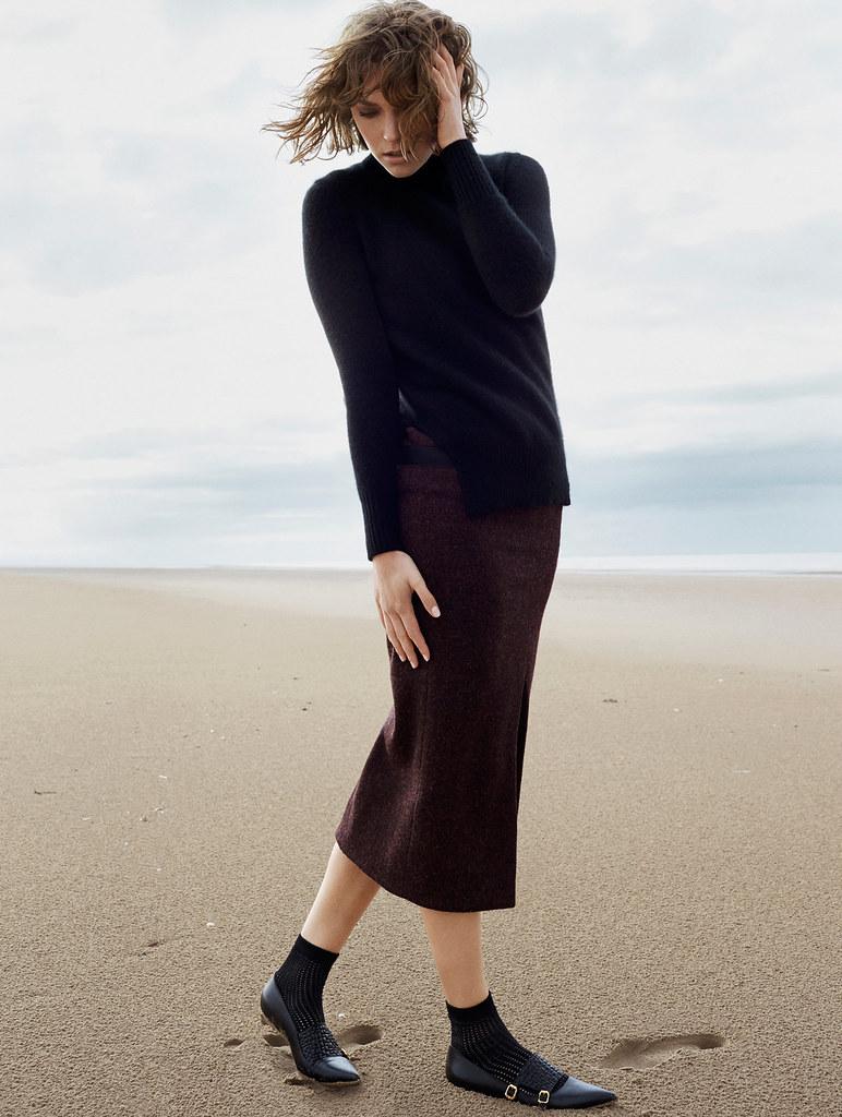 Аризона Мьюз — Фотосессия для «Elle» UK 2015 – 6