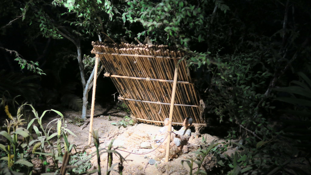 新北烏來泰雅民族博物館 (7)