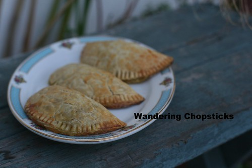 Pumpkin Pasties with Ground Beef, Onions, and Sage 2