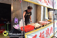 Pingxi sky lantern festival Taipei