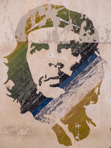 La Havane: Che Guevara. Hasta la victoria siempre!
