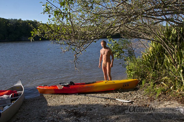 naturist 0000 Everglades, Florida, USA
