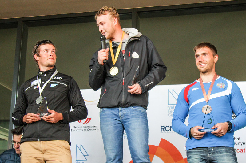 2016 European Championship Prizegiving