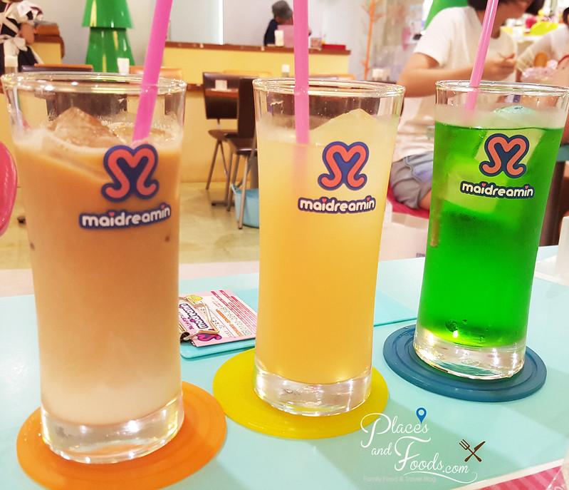 tokyo s2 maidreamin drinks