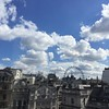 View from #london #trafalgarsquare, seethe #londoneye ?