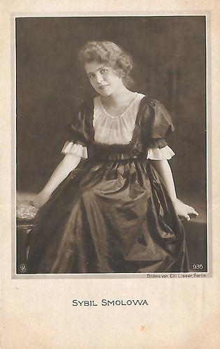 Sybil Smolowa