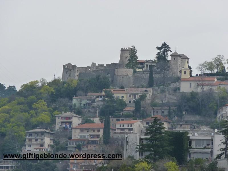 Trsat von Rijeka aus