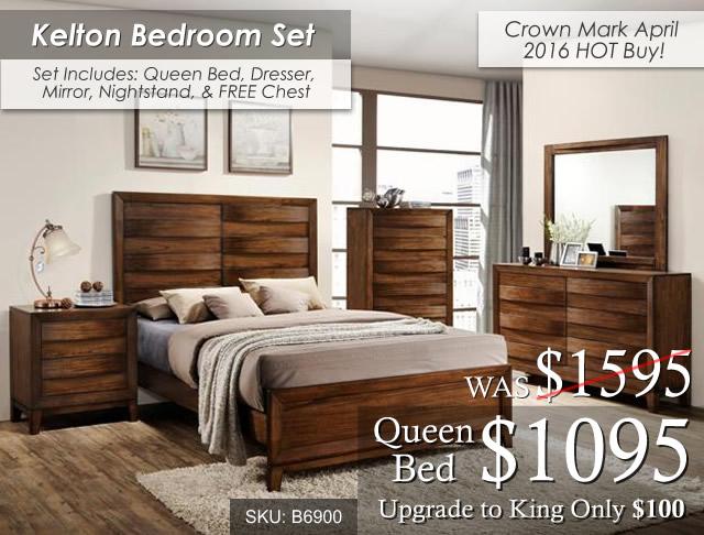 Kelton Bedroom Set