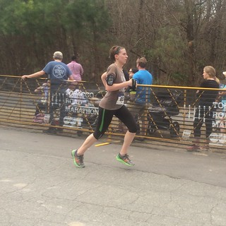Tobacco Road Marathon 2016