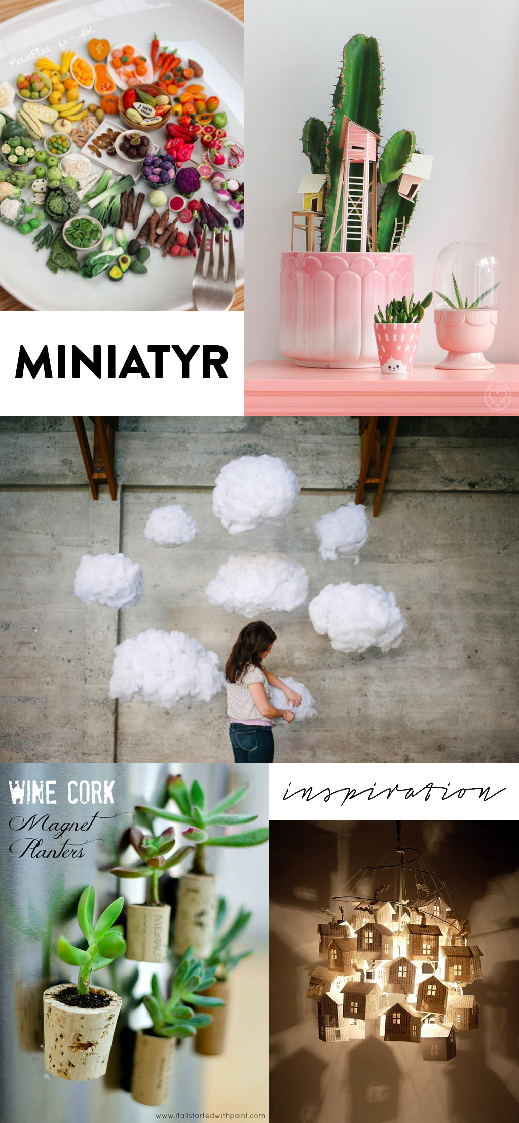 Inspiration Monthly Makers – Miniatyr
