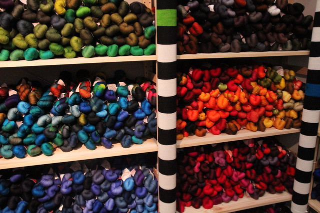 Edinburgh Yarn Festival