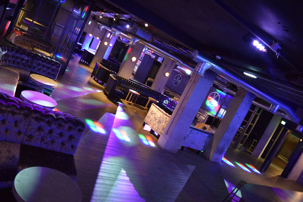 Lap dancing club manchester
