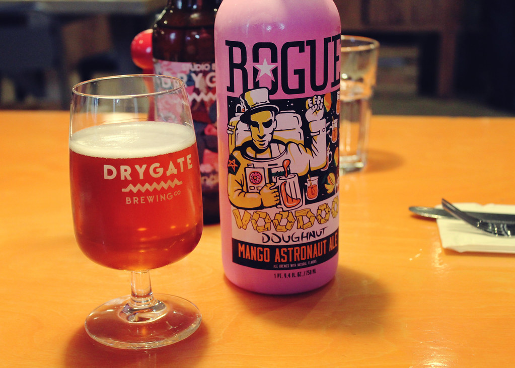 Drygate Rogue Beer