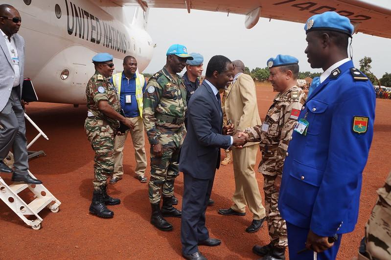 Maintien de la paix dans le monde - Les FAR en République Centrafricaine - RCA (MINUSCA) - Page 3 25859590436_155fe4b7b0_c