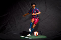FT Champs Barcelona Ronaldinho Toy Figure