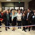 Inauguration de l'Espace municipal Cesaria Evora