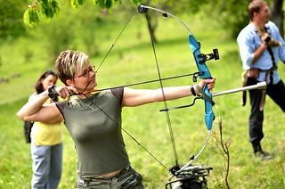 Archery Target Sport Scotland