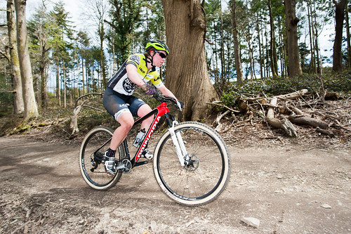 British Cycling MTB Cross-country Series round 2, Elite Women, Apr 24 2016