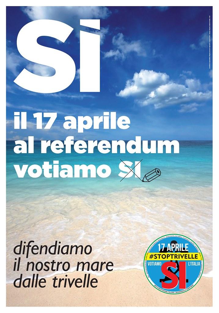 manifesto ufficiale referendum