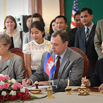 USAID Signs Agreement Providing $35 Million for Public Health and Education; Agriculture and Environment Programs in Cambodia
