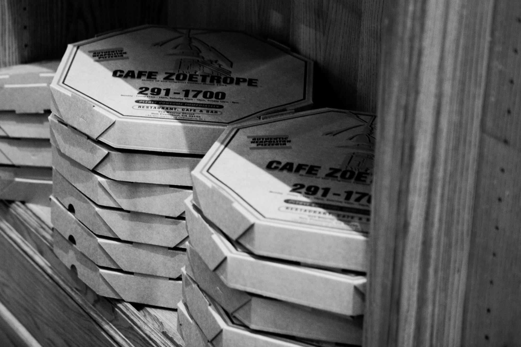 cafe zoetrope