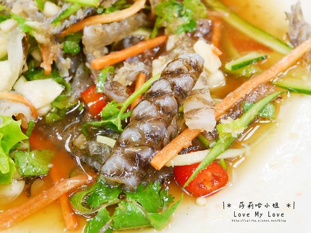 台北西門町美食餐廳推薦美觀園生魚片飯 (17)