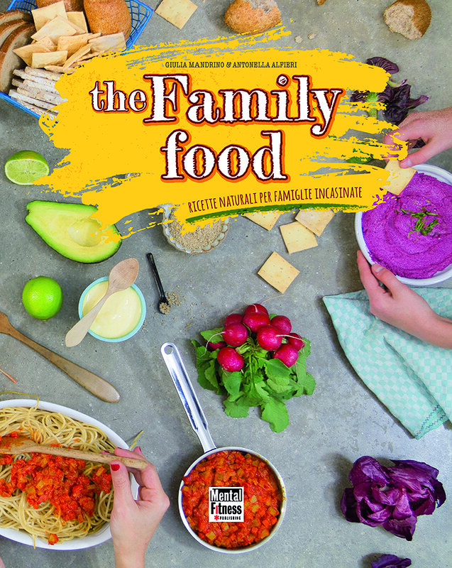 copertina libro the family food