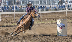 Red Bluff Round-Up Rodeo 2016