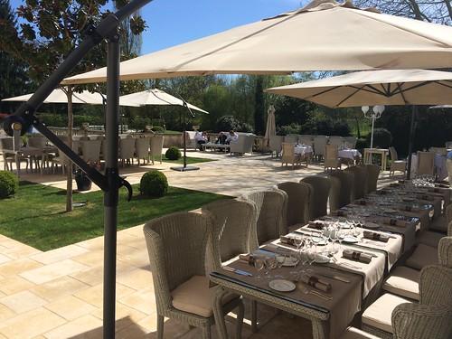 Château du Clos de la Ribaudière - Restaurant LA TABLE DU CLOS à Chasseneuil-du-Poitou - Hotel 4 étoiles **** - Vienne 86 - France