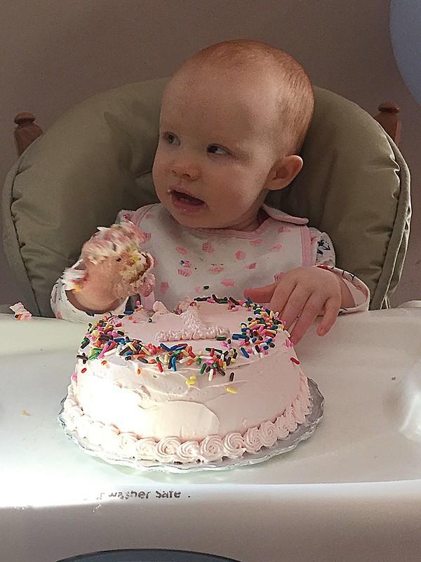 Eating Cake 2