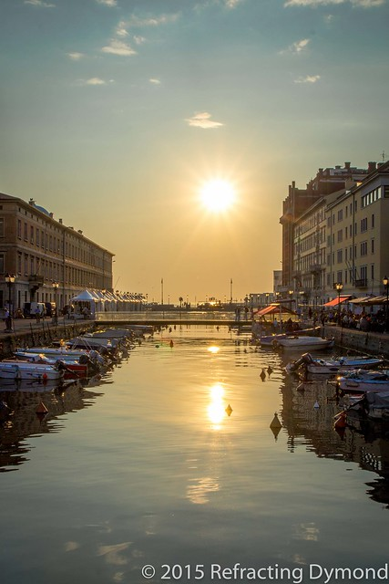 Trieste Sunset
