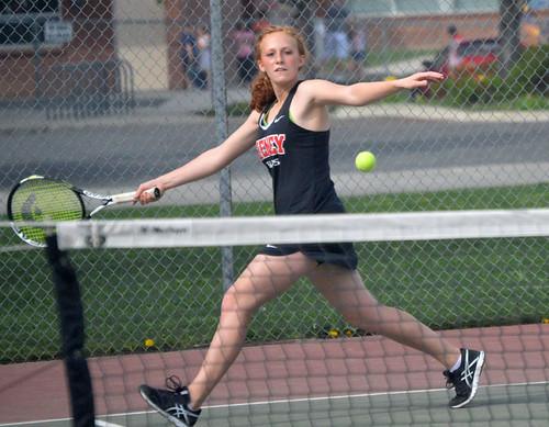 Tennis - Sadie Knutson 2 - 04282016