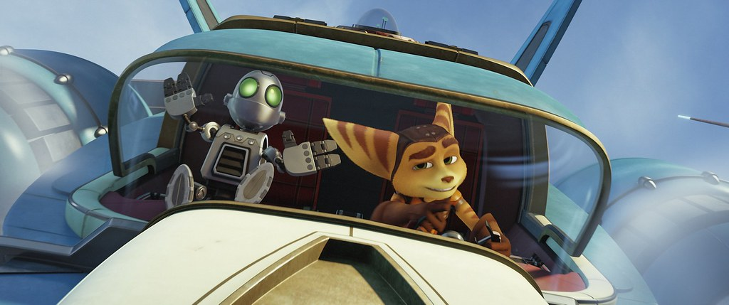 Ratchet & Clank (The Movie!)