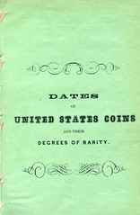 Mickley Dates of US Coins and Their Degrees of Rarity
