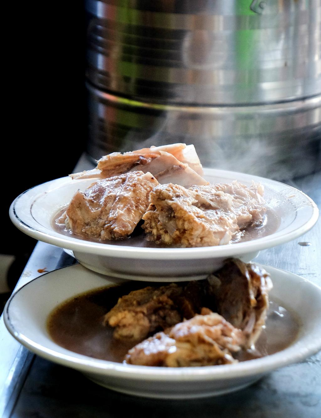 Makassar Food: Pallu Kaloa