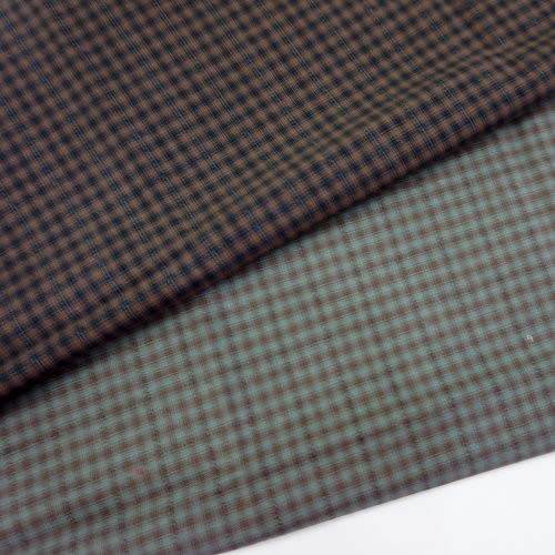 CA1600004 格紋先染布  滾邊配布 手工藝DIy拼布布料 3尺8(日本進口)