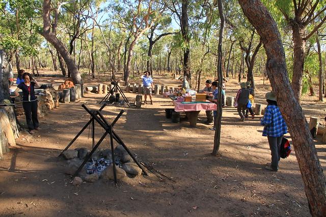 澳洲昆士蘭Undara Experience-Bush Breakfast-20141117-賴鵬智攝-8