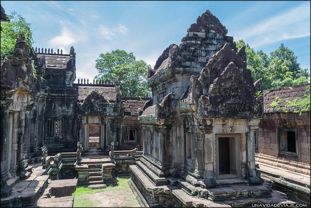 Banteay Samre Camboya