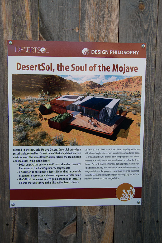 DesertSol, the soul of the mojave at Springs Preserve