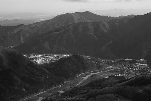 travel autumn mountain japan landscape outdoors photography town blackwhite small nikko 2015 tochigiken highangleview traveldestination nikkōshi okunikko mytruestory mytruestoryphotography