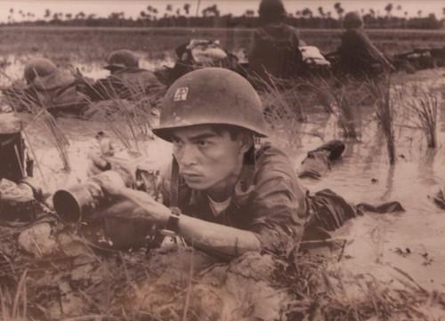 Ho Chi Minh Ville: un photographe de guerre