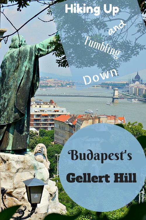 Budapest's Gellert Hill