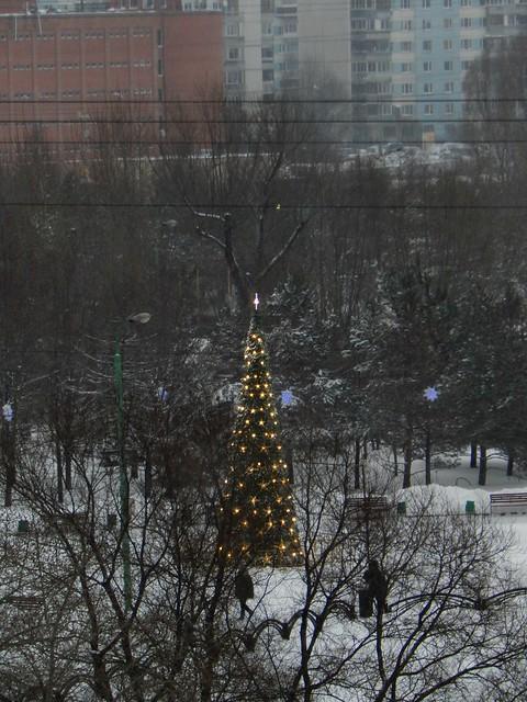 зимняя ёлка | ХорошоГромко.ру