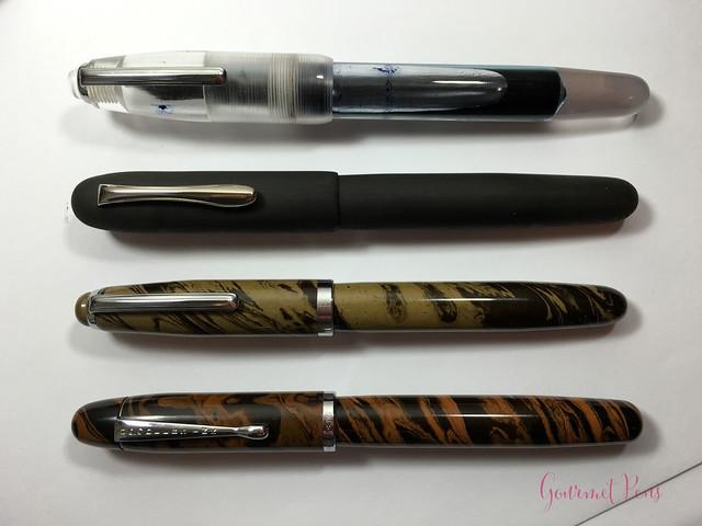 Review Gama Popular Fountain Pen - Flex @FPRevolution (6)