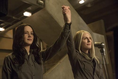 The Hunger Games - Mockingjay - Part I - screenshot 14